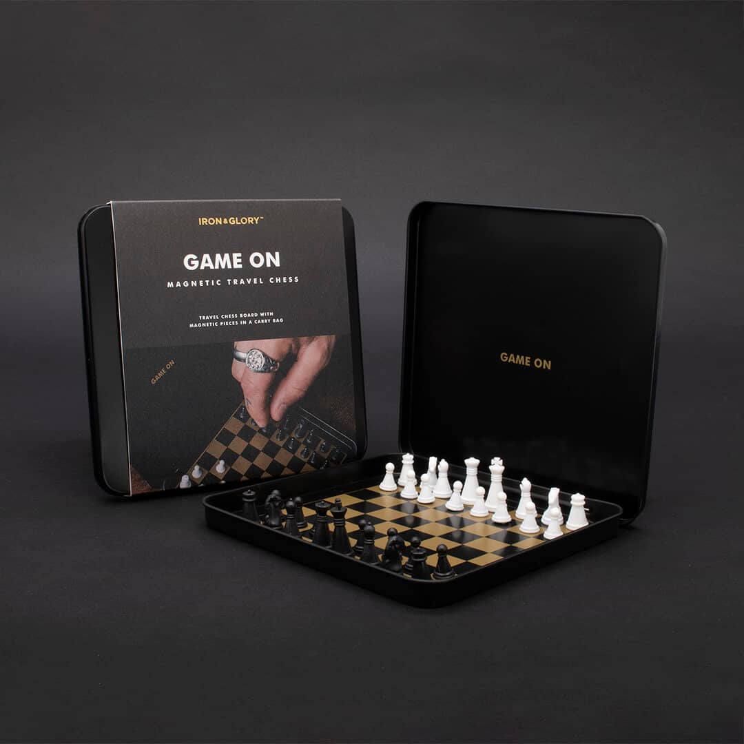 magnetic chess set,