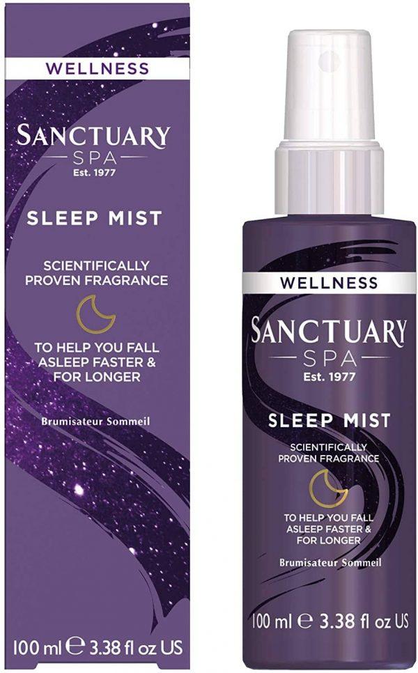 deep sleep pillow spray,