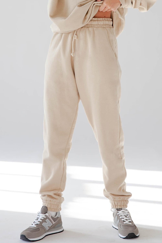 fleece jogger,