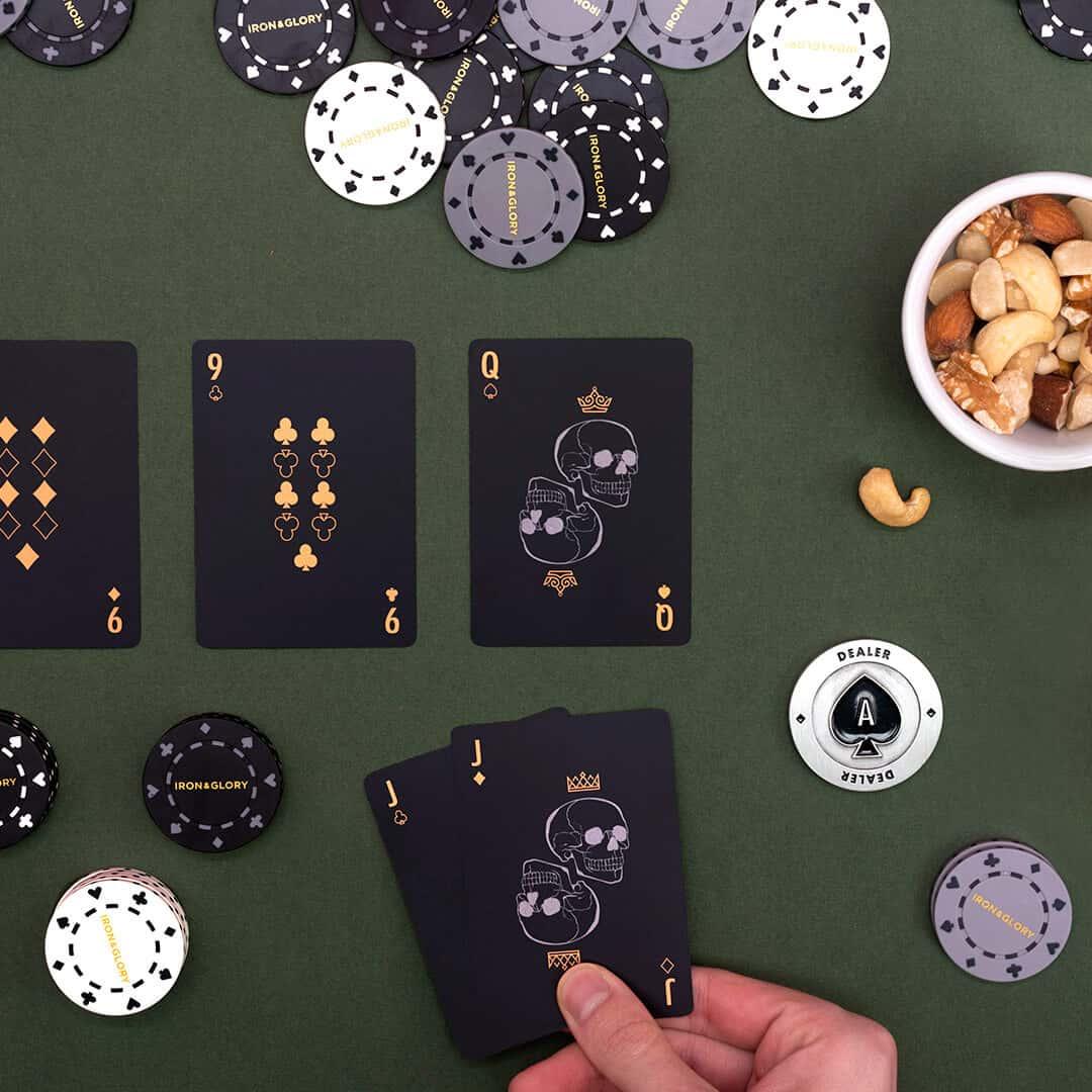 professional poker set,