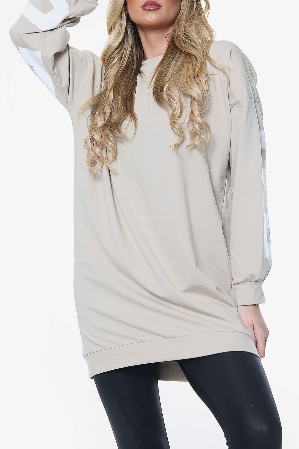 sweater dress,