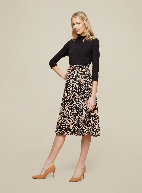 midi dress black,