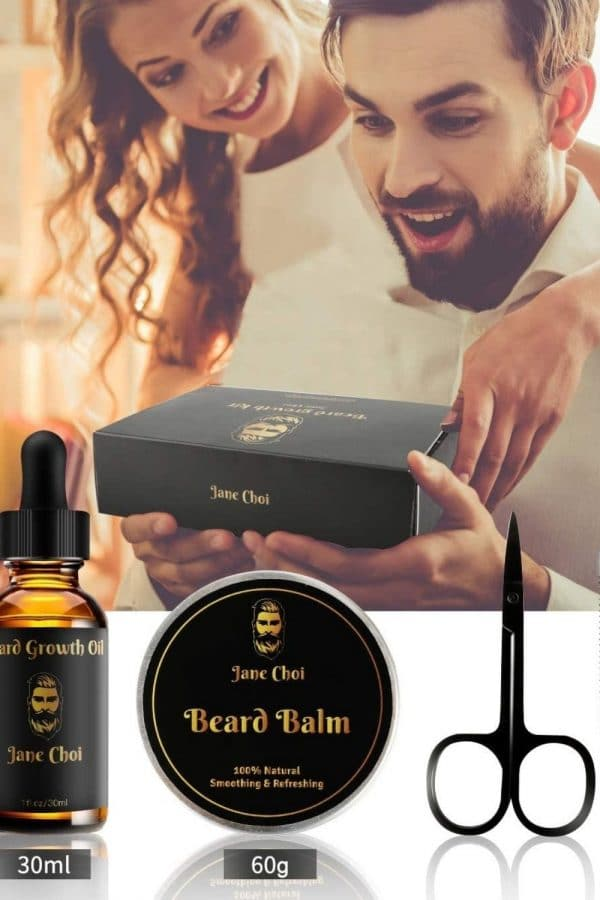 beard growth kit,