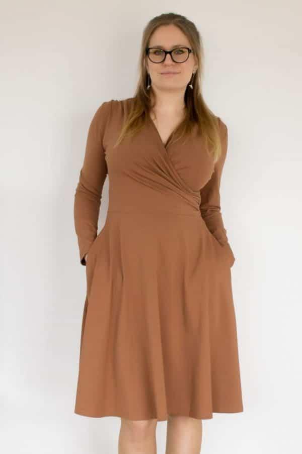 plus size midi dress,