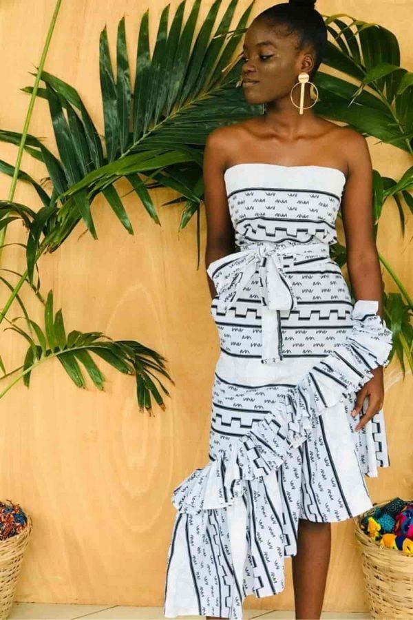 evening dresses,